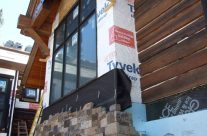 H2 . Stone and Wood Siding 6.22.12