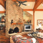 E1 . Fireplace