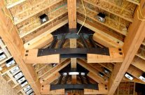 G2 . Great Room Trusses