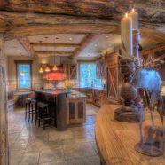 G2. View into Kitchen